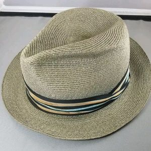 Vintage Dobbs Fifth Avenue Fedora Hat. Size 6 7 8 035edfb2bc41